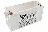 Тяговый гелевый аккумулятор RuTrike 6-EVF (6-EVF-150 (12V150A/H C3))