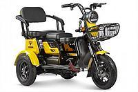 Электротрицикл Rutrike Бумеранг (Желтый)