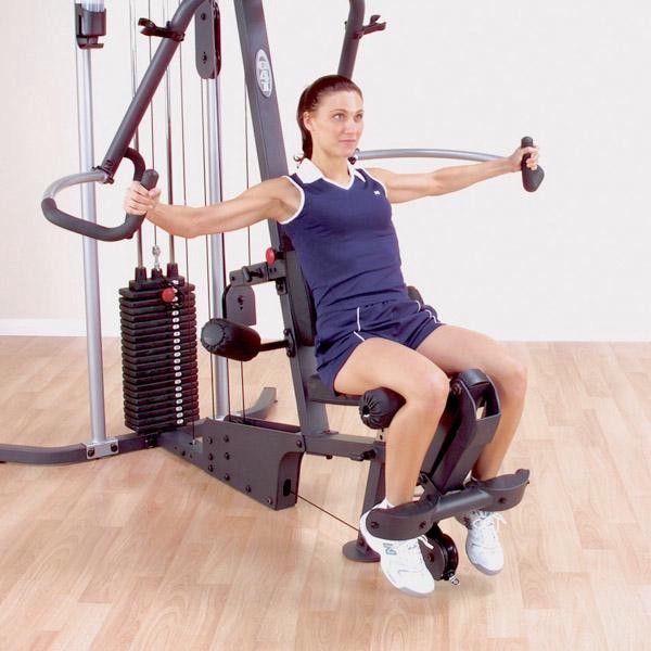 Многофункциональный силовой тренажер Body-Solid G4I - фото 7