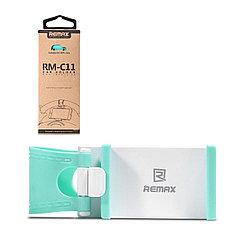 Автодержатель Remax RM-C11 Blue