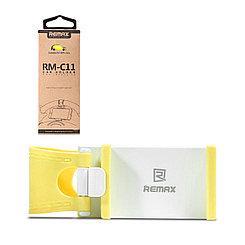 Автодержатель Remax RM-C11 Yellow