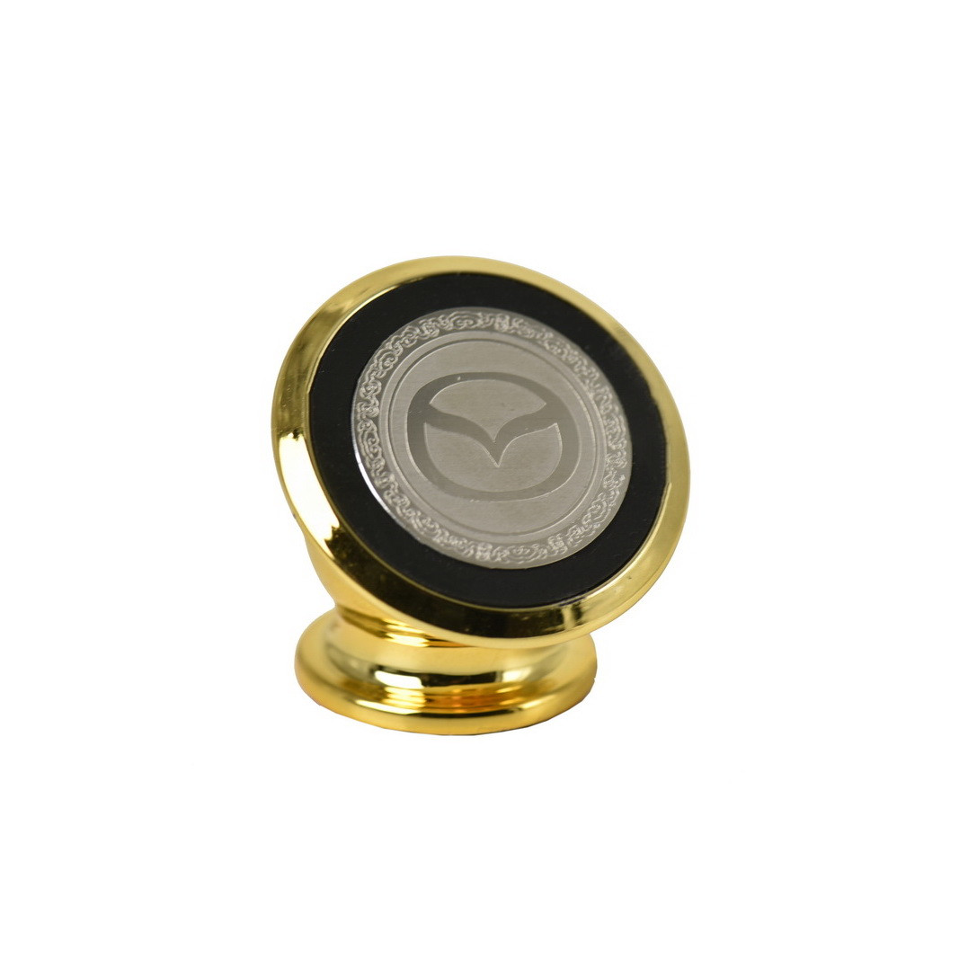 Автодержатель магнитный Mobile Bracket Mazda Gold/Black
