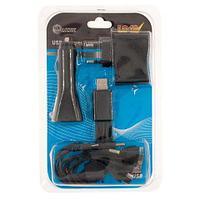Зарядное устройство универсальное для телефона 10 в 1 LACITE [кабель зарядки; сетевой адаптер; автомобильный