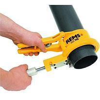 290400 Труборез для пластиковых труб с фаскоснимателем REMS Cut 110 P