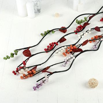 Декор тинги 150 см ягодки капля (цена за 1шт)