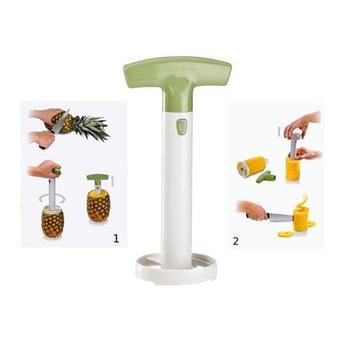 Нож Tescoma HANDY для ананаса, цвет МИКС