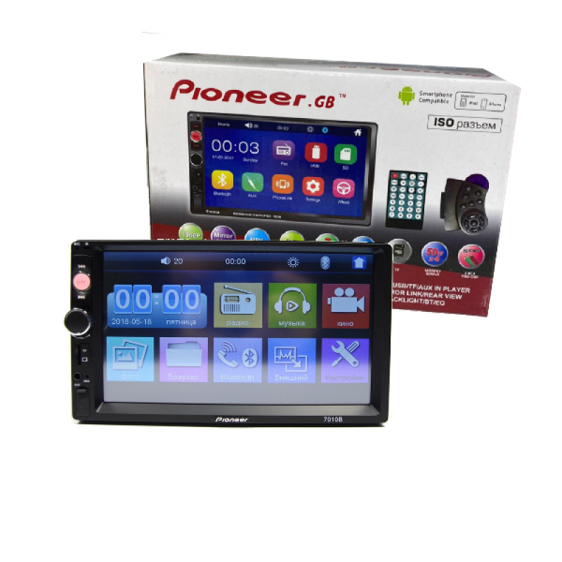 Магнитола Pioneer.GB 2 din