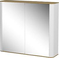 Шкаф навесной: 2 двери зеркальных 800