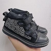 Детские ботиночки на весну 25 размер