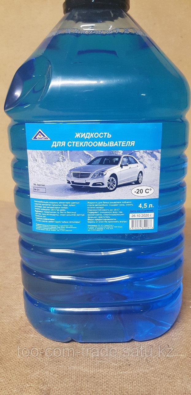 Стеклоомывающая жидкость -20С