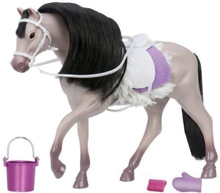 Lori Игрушечная лошадь Серая Андалузкая лошадь