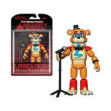 "Five Nights at Freddy's ""Security Breach"" Коллекционная Фигурка Глем-рок Фредди"