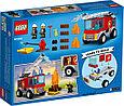 60280 Lego City Пожарные: Пожарная машина с лестницей, Лего Город Сити, фото 2