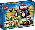 60287 Lego City Трактор, Лего Город Сити, фото 2
