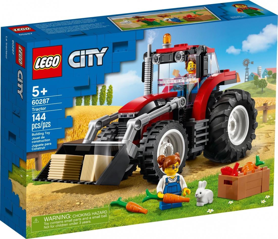 60287 Lego City Трактор, Лего Город Сити