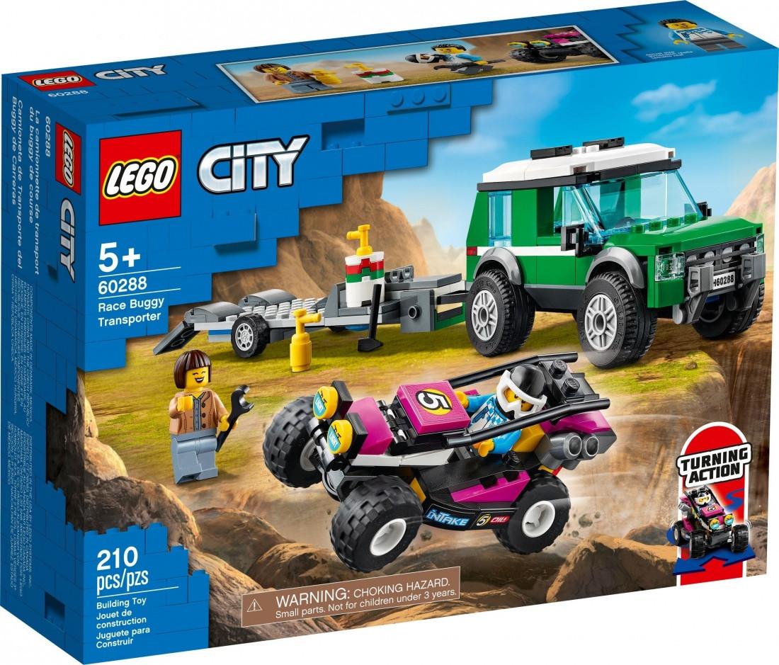 60288 Lego City Транспортировка карта, Лего Город Сити
