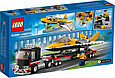 60289 Lego City Транспортировка самолёта на авиашоу, Лего Город Сити, фото 2