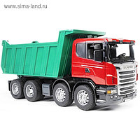 Самосвал Scania BRUDER