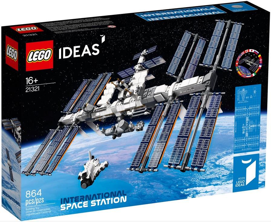 21321 Lego Ideas Международная Космическая Станция