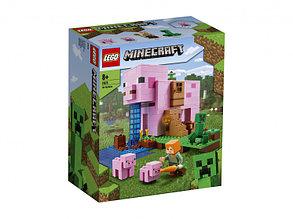 21170 Lego Minecraft Дом-свинья, Лего Майнкрафт