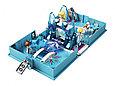 43189 Lego Disney Princess Книга сказочных приключений Эльзы и Нока, Лего Принцессы Дисней, фото 5