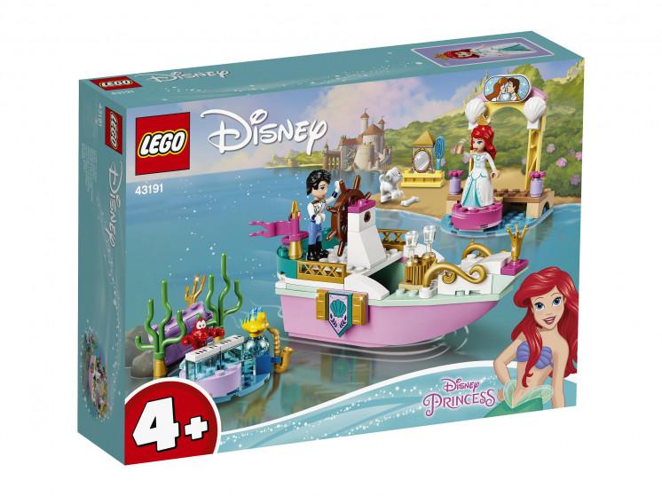 43191 Lego Disney Princess Праздничный корабль Ариэль, Лего Принцессы Дисней