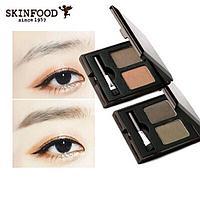 Choco Eyebrow Powder Cake [Skinfood]