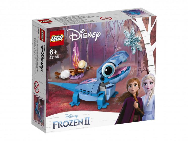 43186 Lego Disney Princess Саламандра Бруни, Лего Принцессы Дисней