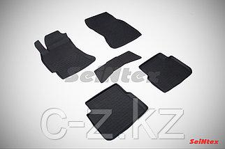 Резиновые коврики с высоким бортом для Subaru Forester III 2008-2012