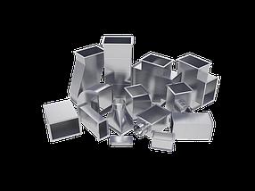 Прямоугольные воздуховоды, фасонные части