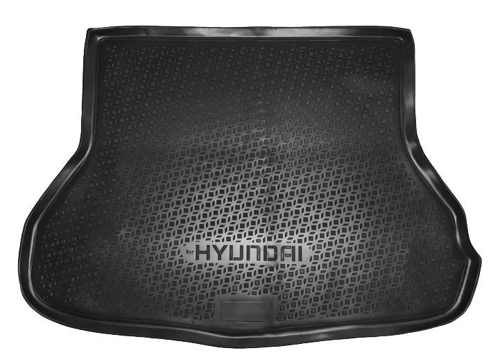 Коврик в багажник Hyundai Elantra (2011-2015)