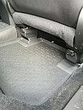 Резиновые коврики с высоким бортом для Subaru Forester IV 2012-2018, фото 5