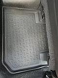 Резиновые коврики с высоким бортом для Subaru Forester IV 2012-2018, фото 6