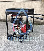 Мотопомпа дизельная высоконапорная GS YAMAR с электростартером