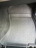 Резиновые коврики с высоким бортом для Subaru Forester IV 2012-2018, фото 3