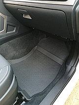 Резиновые коврики с высоким бортом для Subaru Forester IV 2012-2018, фото 2