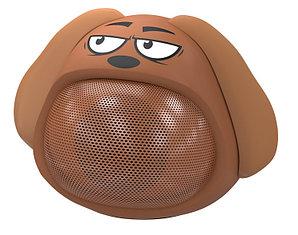 Компактная акустика Ritmix ST-111BT Puppy желтый/коричневый