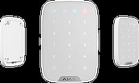Беспроводная сенсорная клавиатура KeyPad White, фото 1