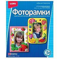 Фоторамки из гипса Фрукты ягоды Lori НР-004