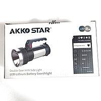 Ручной поисковый фонарь AKKO STAR 87290 8W
