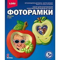 Фоторамки из гипса Яблочки Lori Н-080