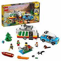 Конструктор Lego Creator «Отпуск в доме на колесах»