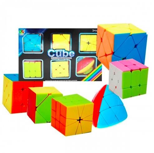Набор головоломок- кубиков - фото 3