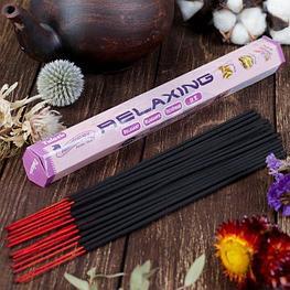"""Благовония Sarathi """"Aromatherapy Relaxing. Расслабление Кардамон"""", 20 палочек в упаковке"""
