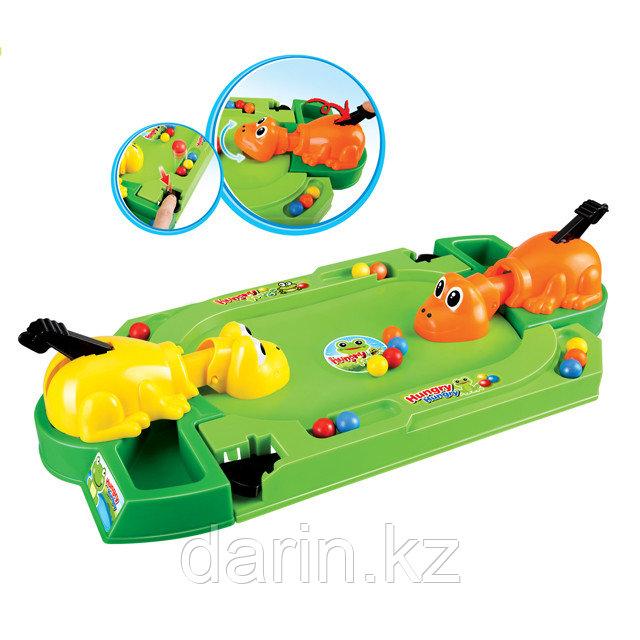 Игра настольная Hungry Frogs 007-34A - фото 1