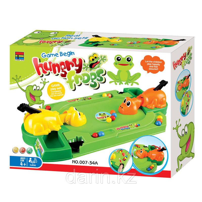 Игра настольная Hungry Frogs 007-34A - фото 3