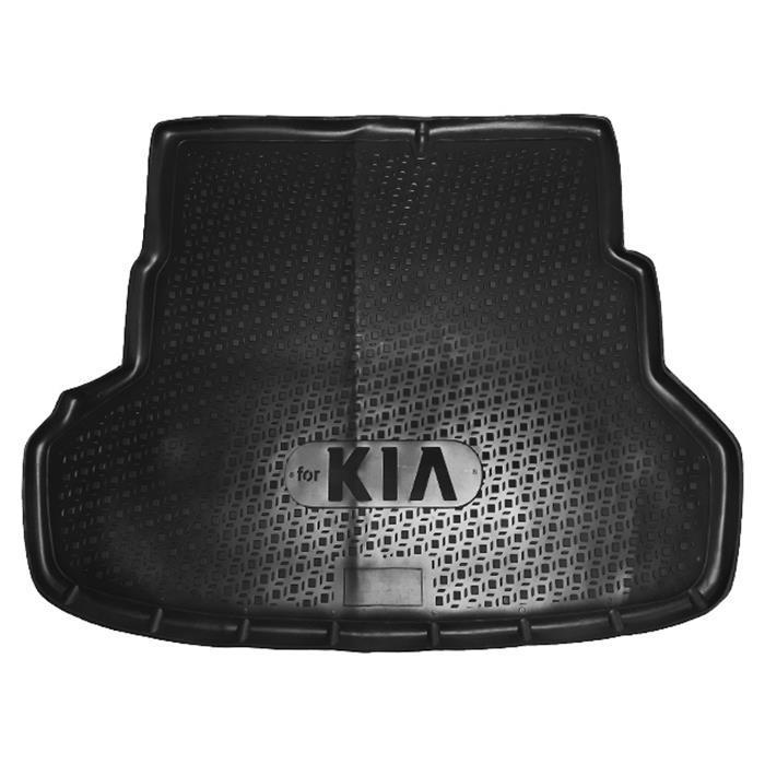 Коврик в багажник Kia Rio (2011-2017) седан