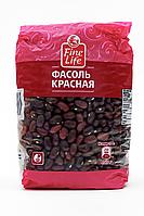 450Г ФАСОЛЬ КРАСНАЯ FINE LIFE ПАКЕТ
