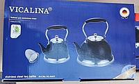 Набор чайников Vicalina 3л и 1л
