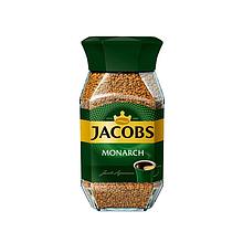 Кофе Якобс Монарх 190г стеклянная банка
